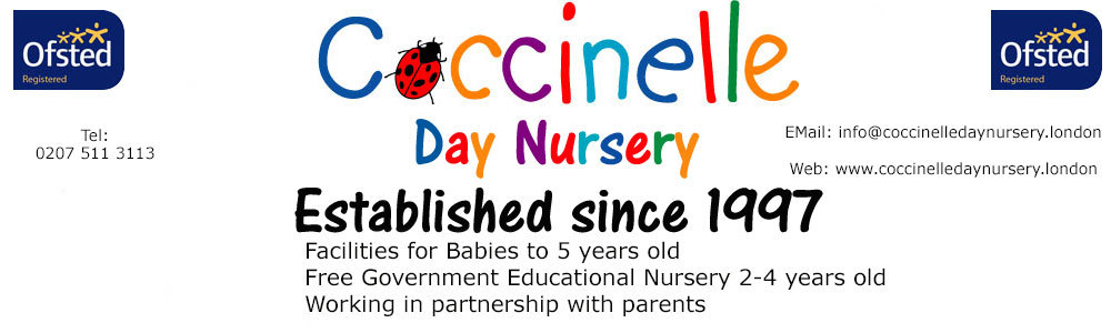 Coccinelle Day Nursery